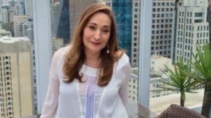 """Sonia Abrão é apresentadora do """"A Tarde é Sua"""", da RedeTV! (Foto: Reprodução)"""
