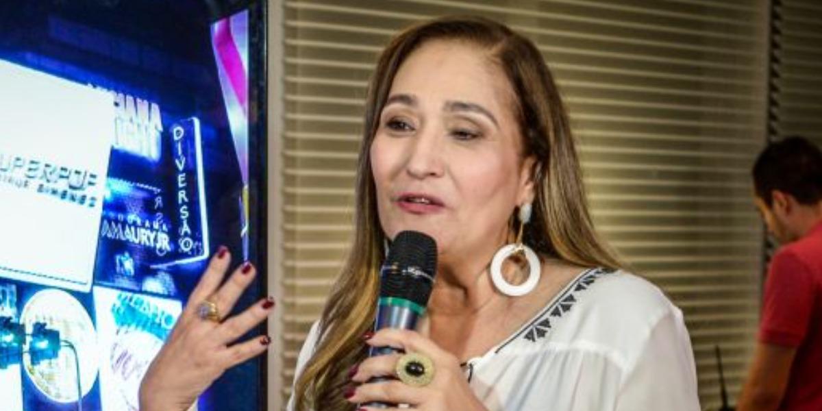 """Sonia Abrão se tornou alvo de críticas no """"A Tarde é Sua"""" (Foto: AgNews)"""