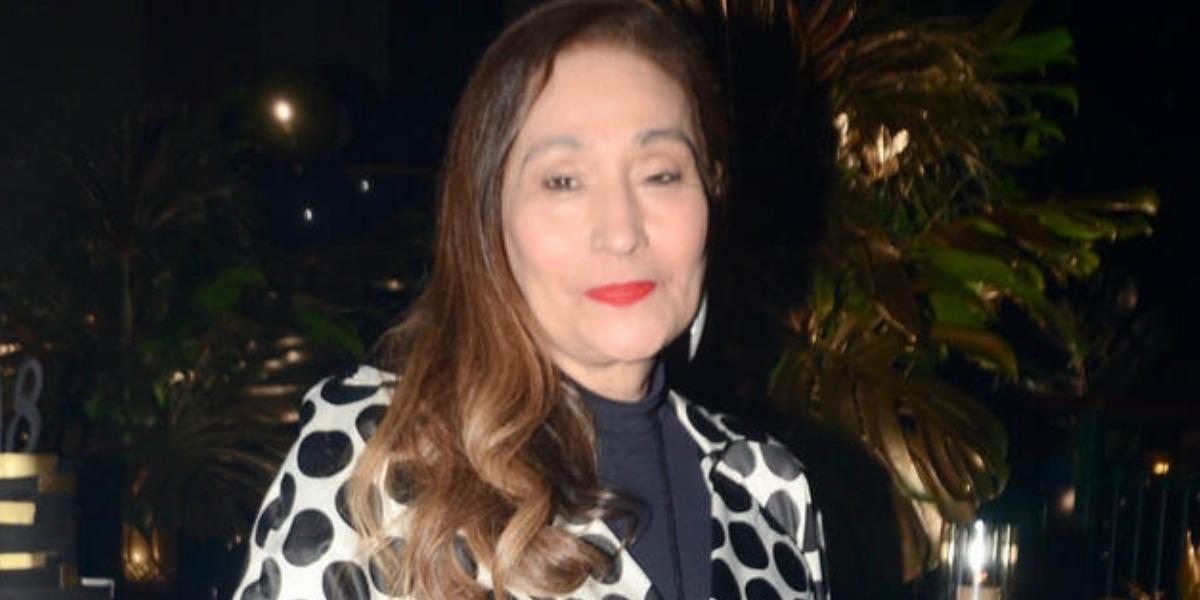 """Sonia Abrão apresenta o """"A Tarde é Sua"""" (Foto: AgNews)"""