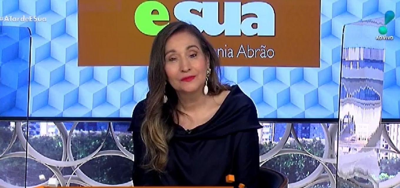 Sonia Abrão (Foto: Divulgação)