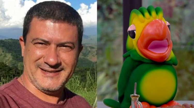 Tom Veiga dava vida ao personagem Louro José (Foto: Reprodução)