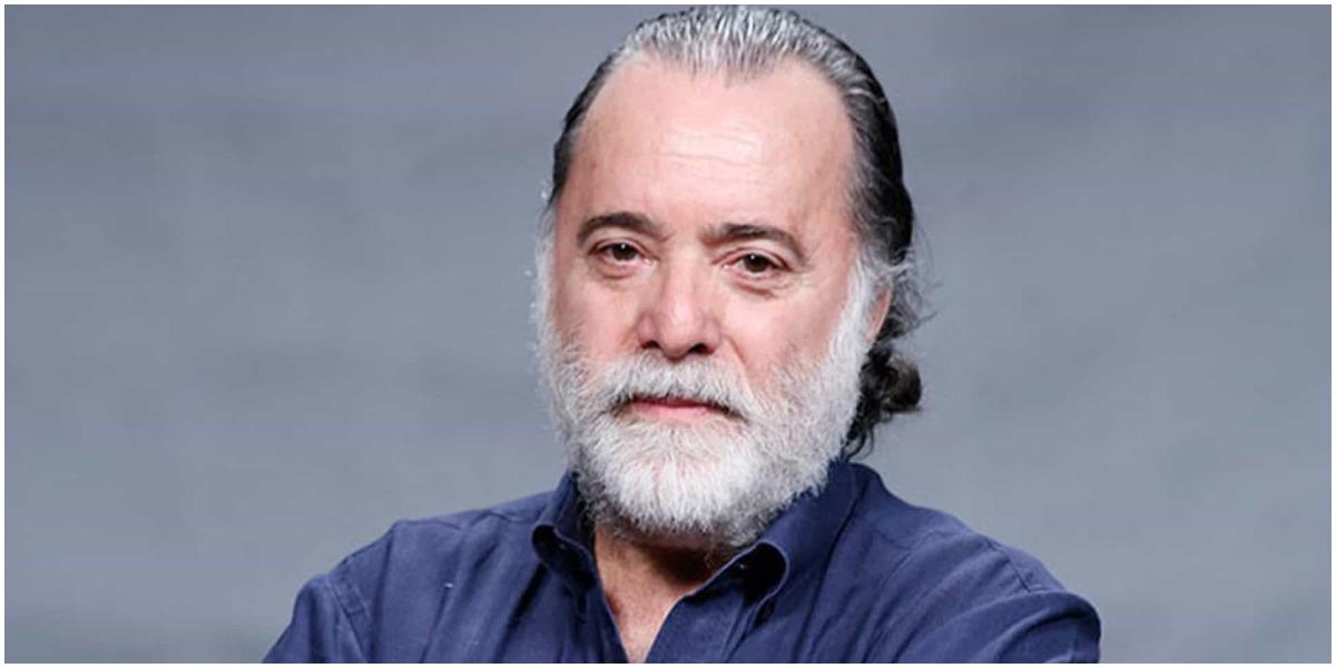 Tony Ramos não tem medo de demissão da Globo (Foto: Reprodução)