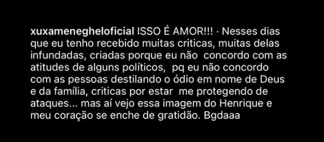 Xuxa fala sobre Sikêra Jr. (Foto: Reprodução)
