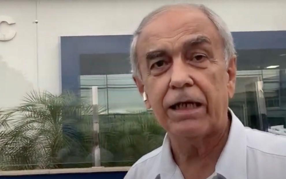 Candidato a prefeito do Rio de Janeiro morre ao vivo (Reprodução)