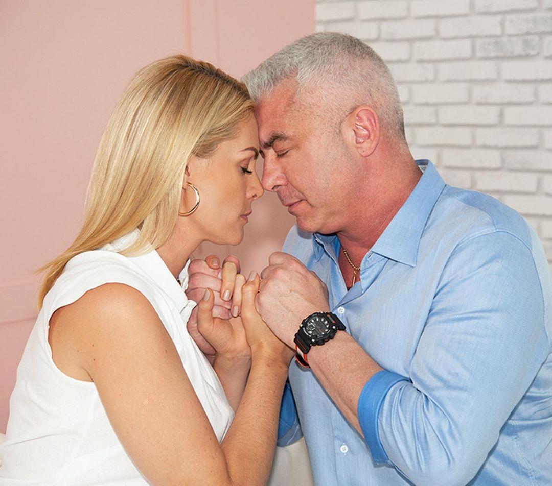 Ana Hickmann e o marido, Alexandre Corrêa (Foto: Reprodução/Instagram)