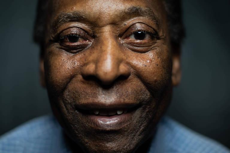Pelé (Foto: Bruno Santos/Folhapress)