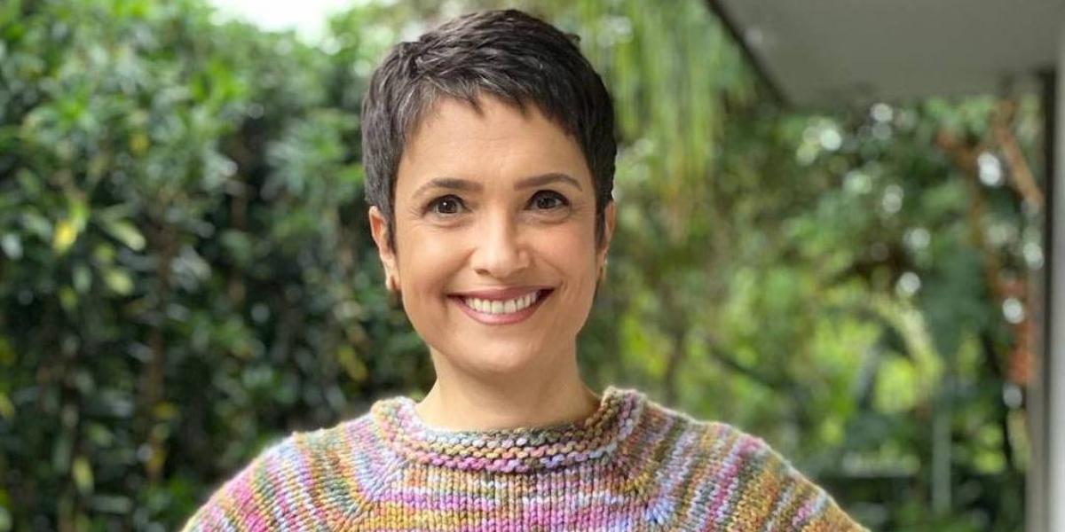 Sandra Annenberg (Reprodução)