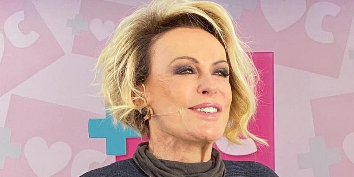 Ana Maria Braga tem saída da Rede Globo vazada (Foto: Reprodução/TV Globo)
