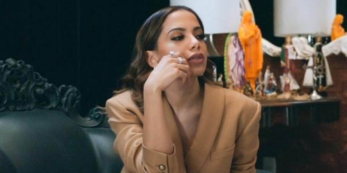 Anitta mostrou a sua verdadeira personalidade em série documental na Netflix (Foto: Reprodução)