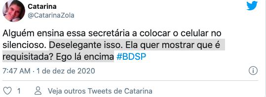 """Internautas falam de celular tocando no """"Bom Dia Sp"""""""