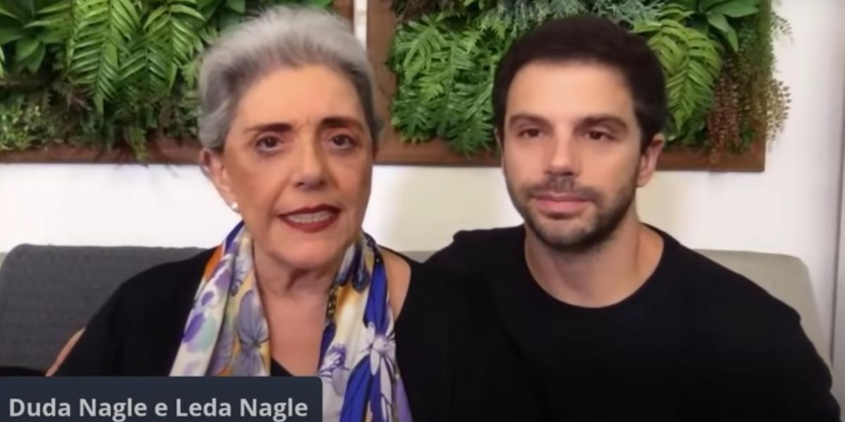 Duda Nagle desmente mãe (Reprodução)
