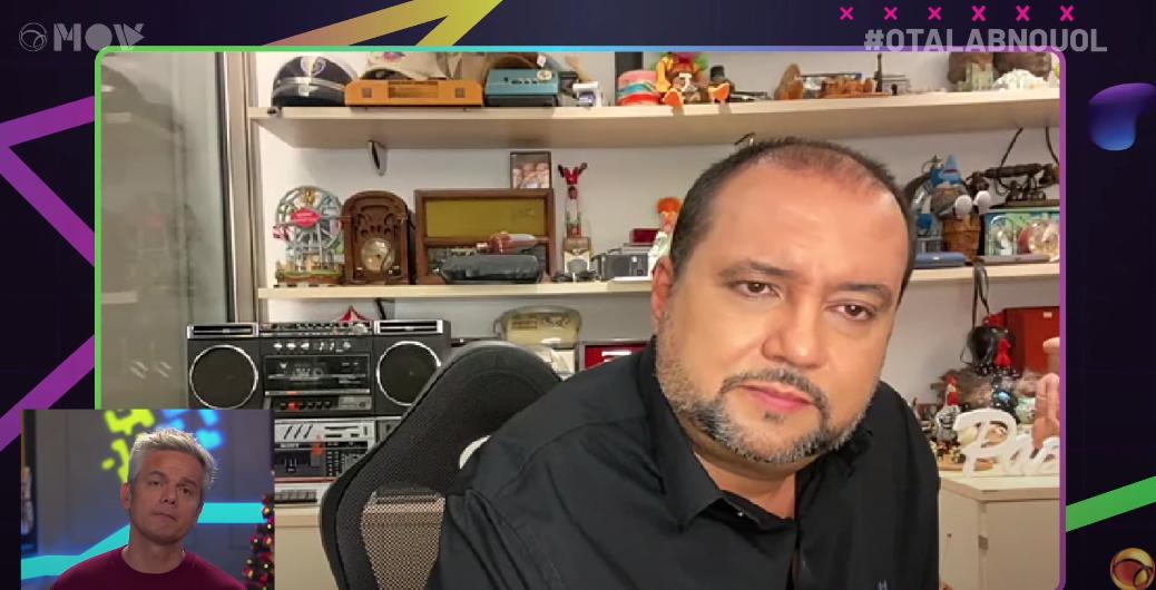 Geraldo Luís  (Foto: Reprodução/Youtube)