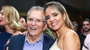 Carlos Alberto de Nóbrega, Renata Domingues