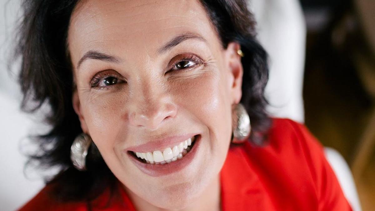 Carolina Ferraz (Foto: Reprodução)