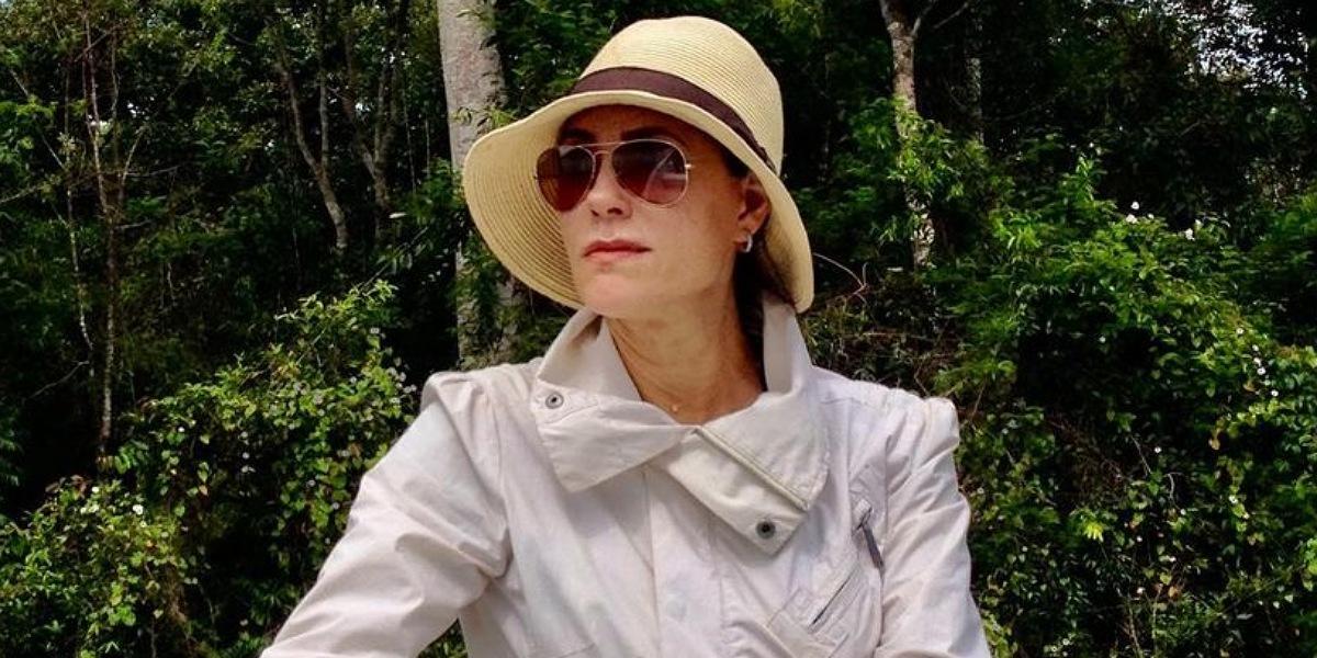 Atriz Christiane Torloni relembra perda do filho em acidente de carro (Foto: Reprodução/Instagram)