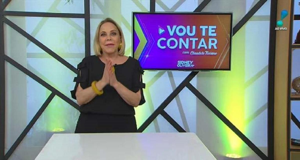 Claudete Troiano fez apelo (Foto: Reprodução) RedeTV!