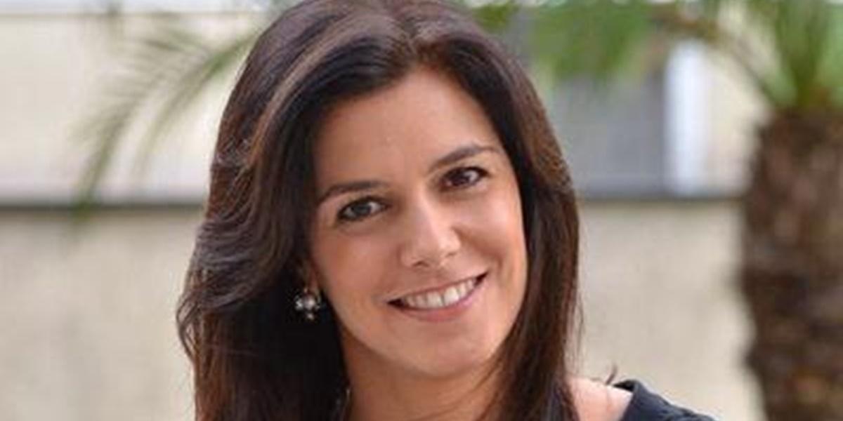 Cláudia Reis foi demitida da Record devido a pandemia (Foto: Reprodução)