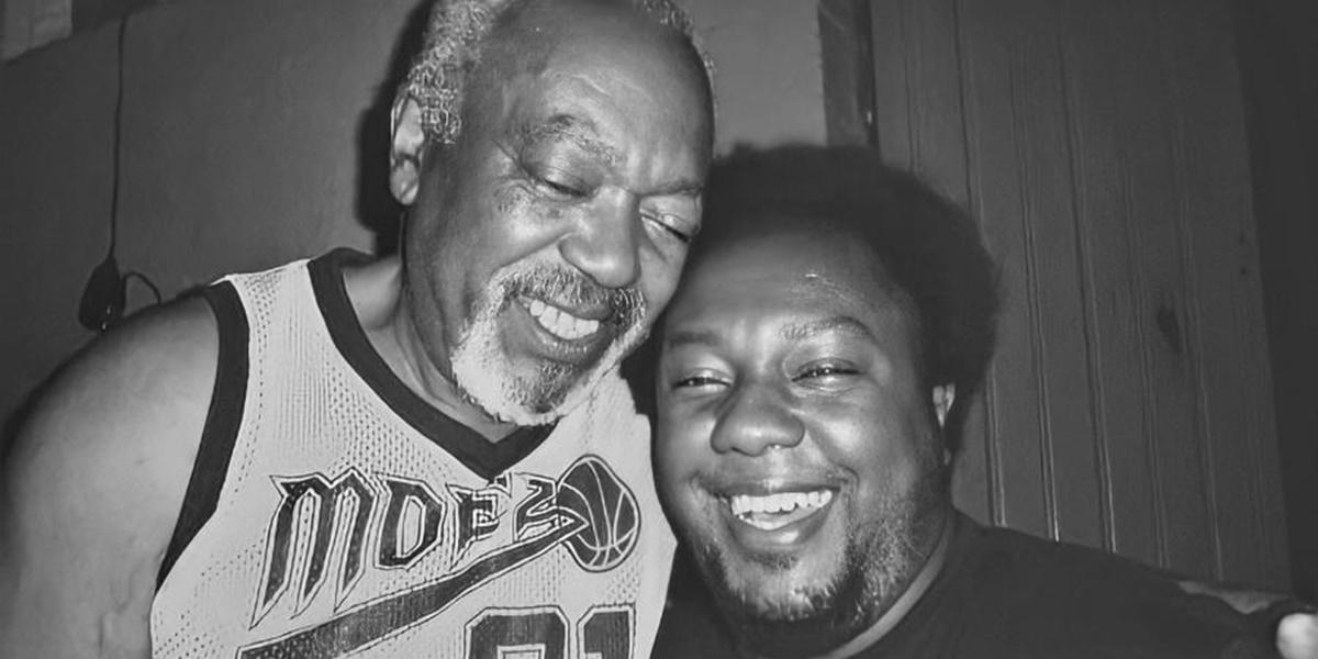 Pai do rapper Enézimo morreu dois dias após cantor (Foto: Reprodução)