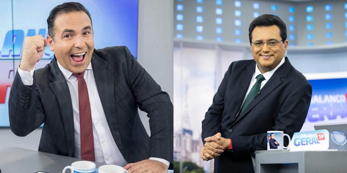 Gottino e Geraldo Luís (Foto: Montagem/TVFoco)