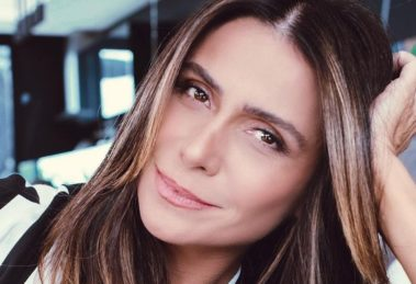 Giovanna Antonelli relembra cenas com Alexandre Nero em 'Salve Jorge' (Foto: Reprodução/Instagram)