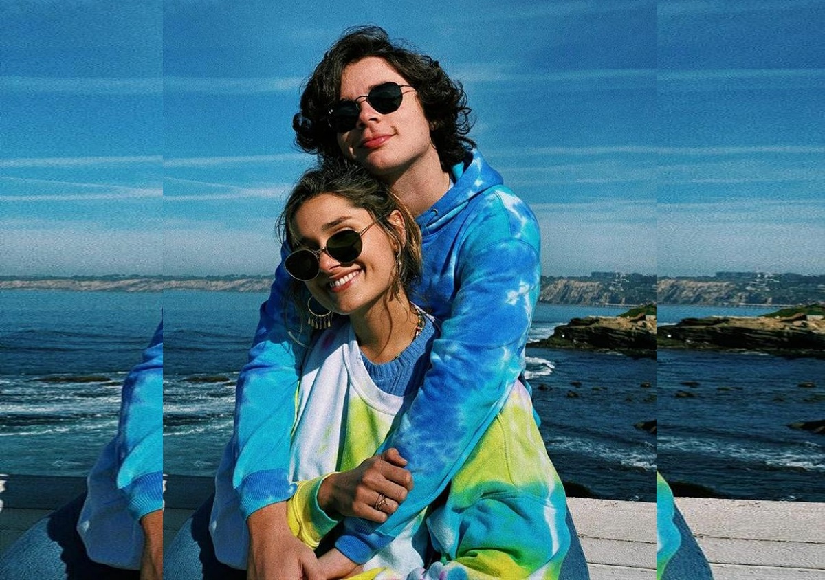 Sasha Meneghel e João Figueiredo (Foto: Reprodução/Instagram)