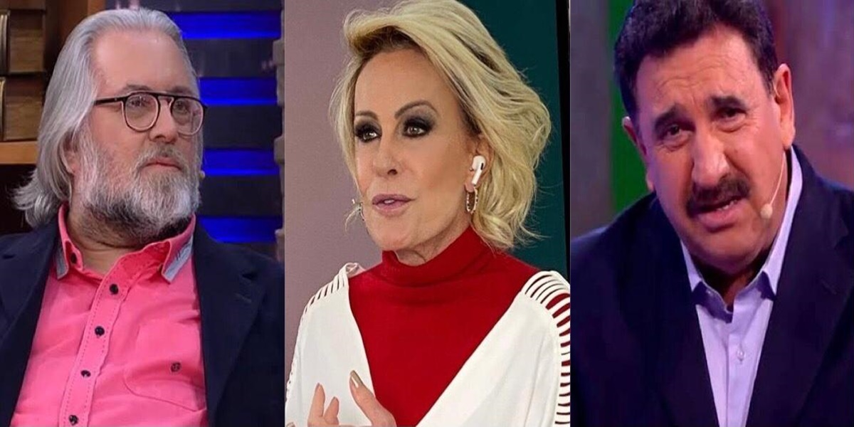 Leão Lobo, Ana Maria Braga, Ratinho