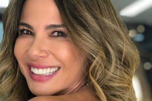 Luciana Gimenez pode não renovar o contrato com a RedeTV (Foto: Reprodução)