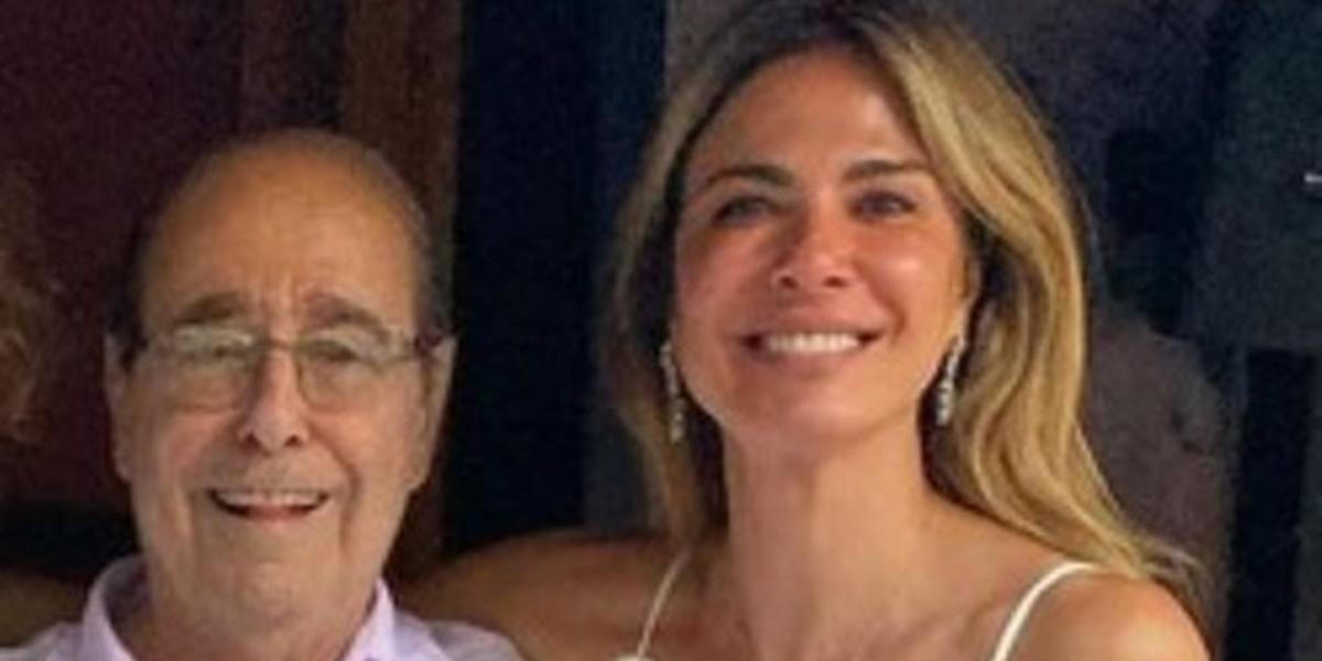 Pai de Luciana Gimenez morreu aos 85 anos de idade (Foto: Reprodução)