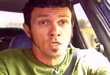 Luiz Nicolau é o Maurinho da novela Laços de Família (Foto: Reprodução)