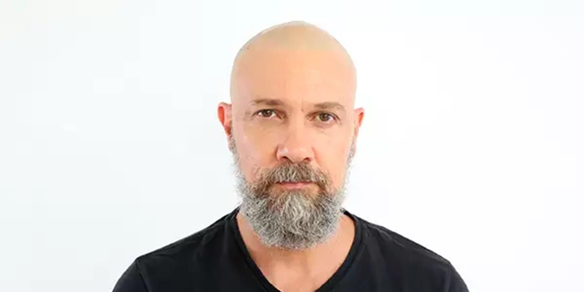 Luiz Nicolau atualmente é contratado da Record (Foto: Reprodução)