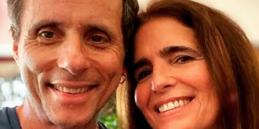 Malu Mader fala sobre relação de 30 anos com Tony Bellotto (Foto: Reprodução)