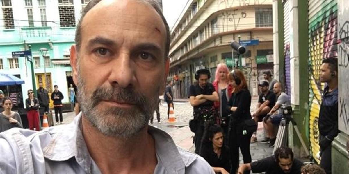 Globo: Marco Ricca segue internado e sem previsão de alta (Foto: Reprodução)