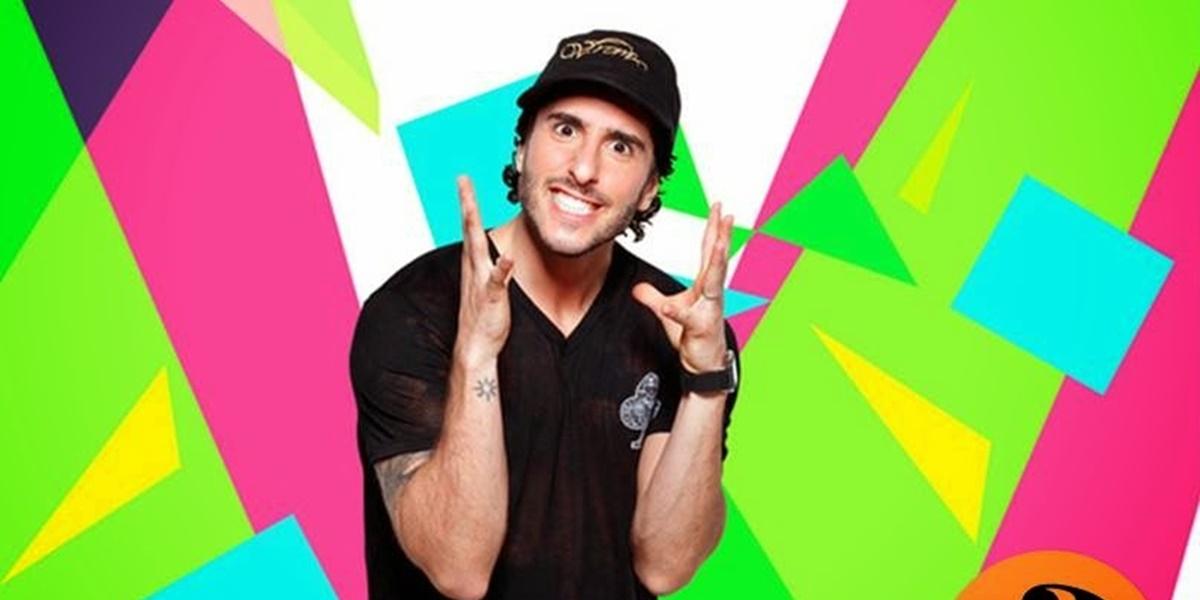Marcos Mion trabalhou na MTV nos anos 2000 (Foto: Reprodução)