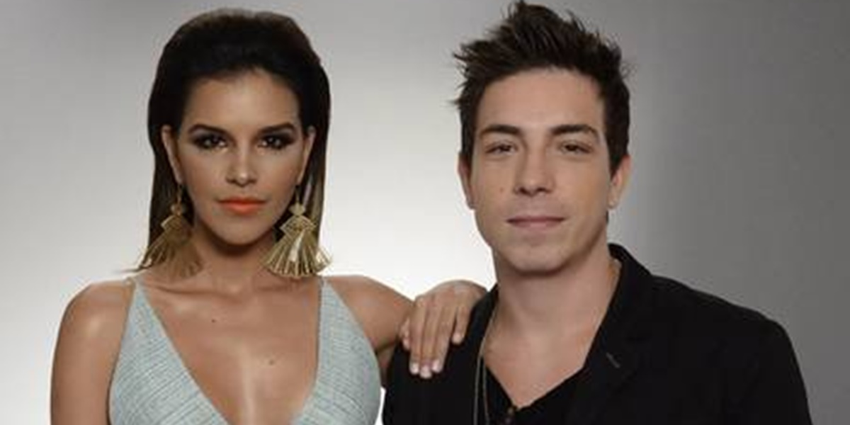 Mariana Rios e Di Ferrero (Foto: Reprodução)