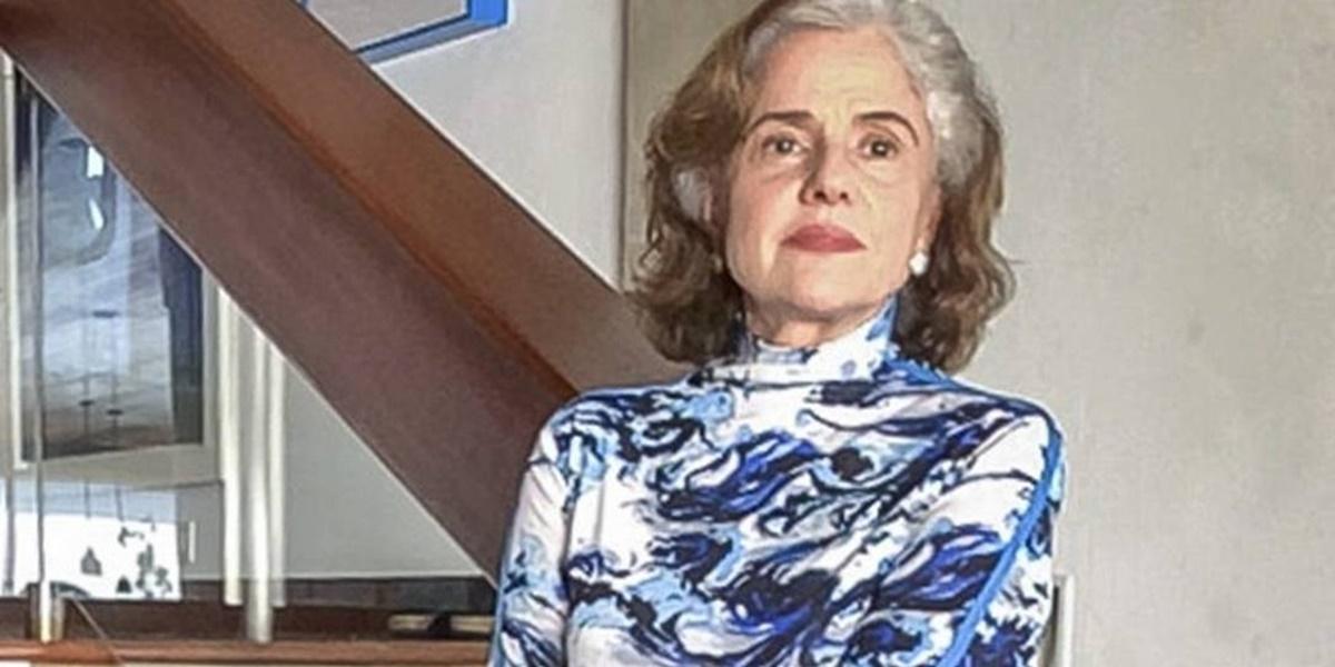 Globo: Marieta Severo continua internada (Foto: Reprodução)