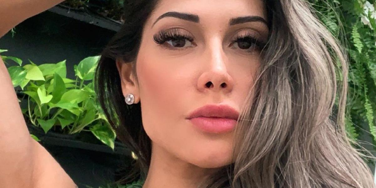 Em retrospectiva de 2020, Mayra Cardi alfineta Arthur Aguiar (Foto: Reprodução/Instagram)