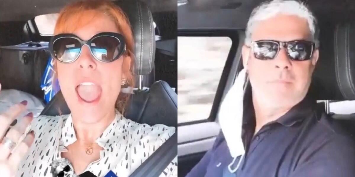 Natasha Dantas, William Bonner, Renata Vasconcellos