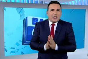 Reinaldo Gottino está insatisfeito com mudanças no Balanço Geral (Foto: Reprodução)
