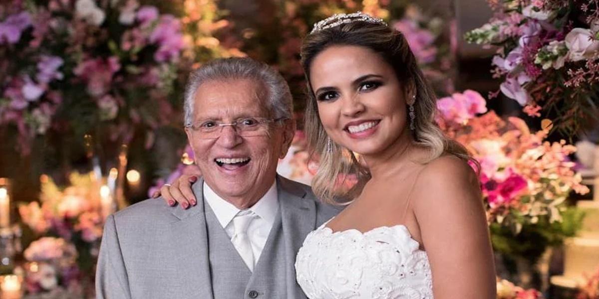 Renata Domingues, Carlos Alberto de Nóbrega