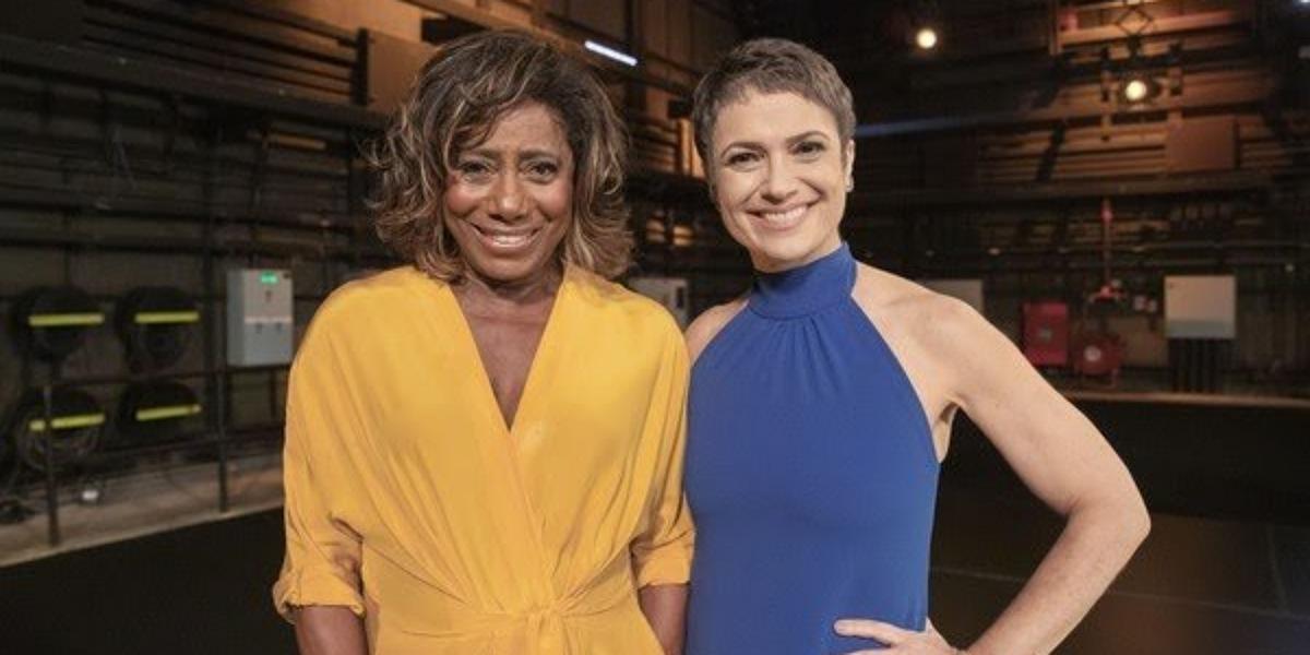 Sandra Annenberg e Glória Maria podem deixar Globo Repórter (Foto: Reprodução/César Alves e Victor Pollak/TV Globo)