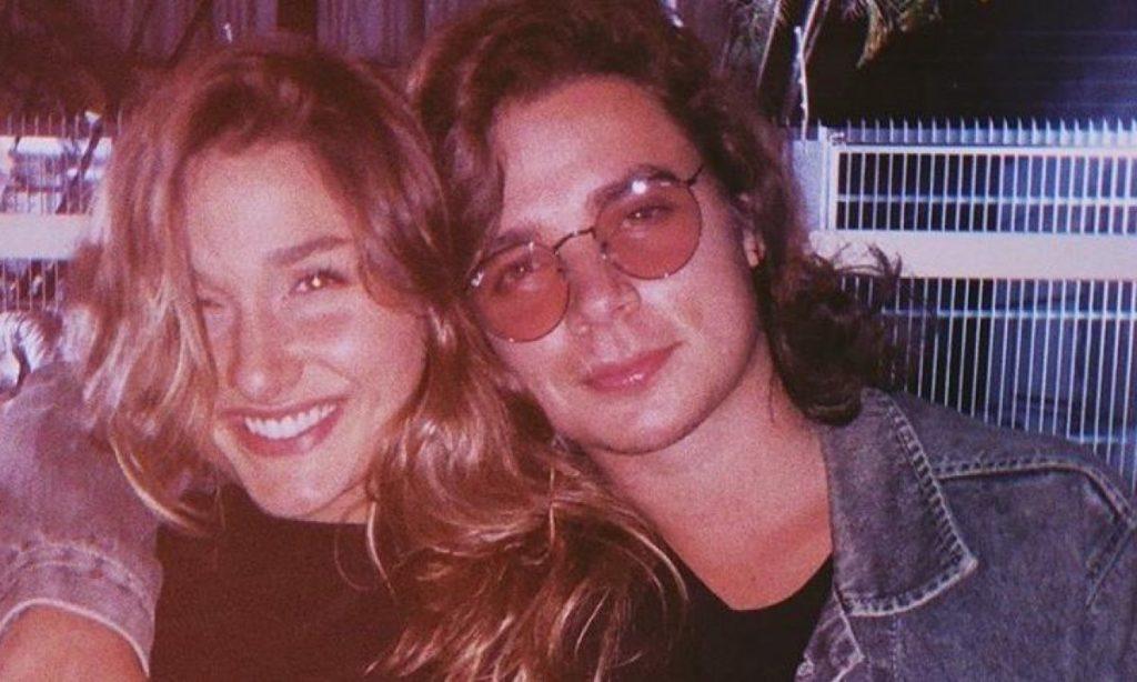 Sasha e Joao Figueiredo