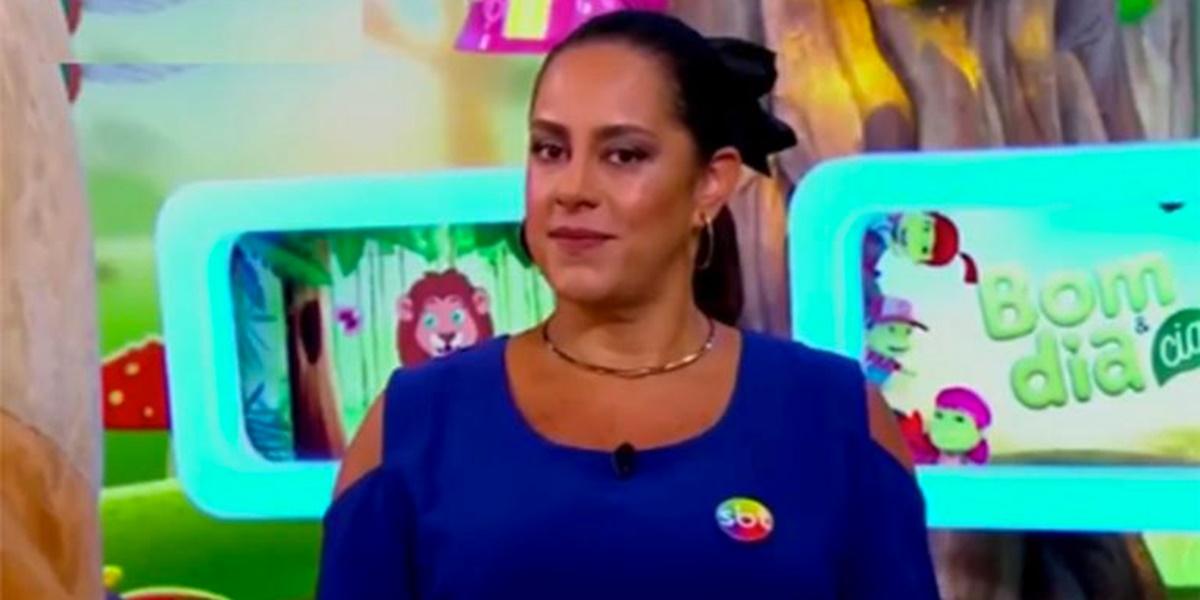 Silvia Abravanel poderá ficar sem programa no SBT com possível fim do Bom Dia e Cia (Foto: Reprodução)