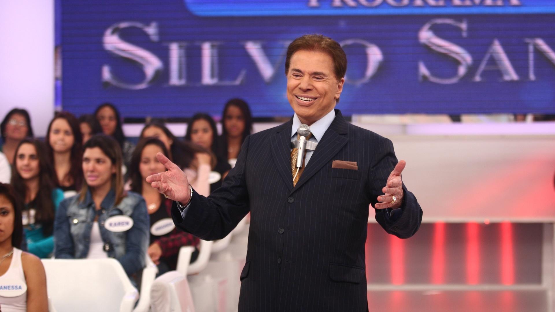 Silvio Santos SBT (Foto: Reprodução)
