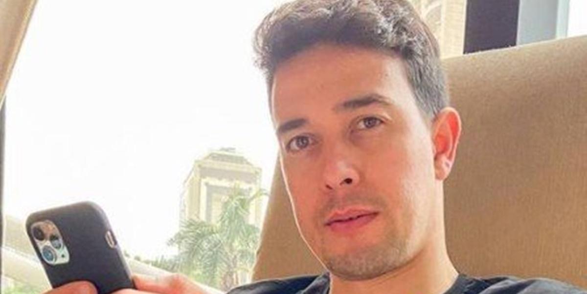 Thiago Salvático detonou Rose Miriam em entrevista (Foto: Reprodução)