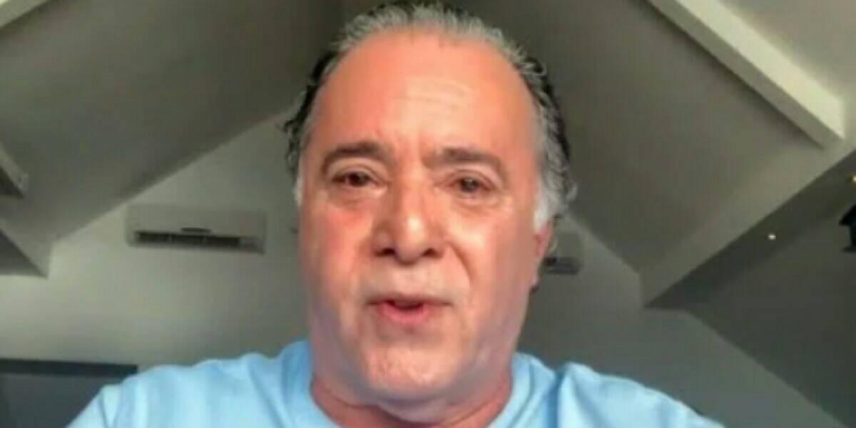 Tony Ramos relembra chegada na Globo, se emociona e revela atitude de Glória Menezes