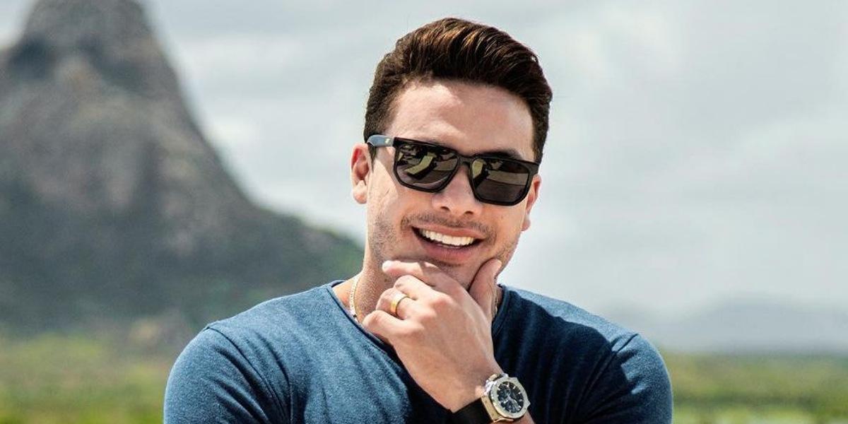 Cantor Wesley Safadão revela motivo que o fez emagrecer - Foto: Reprodução/Igor Barbosa