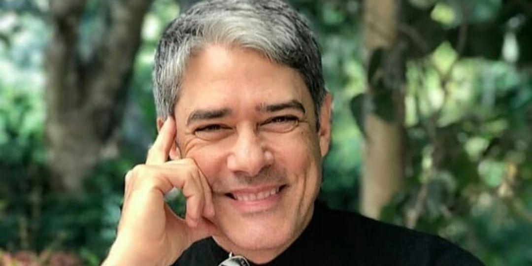 William Bonner vai voltar à bancada do Jornal Nacional ao lado de Renata Vasconcellos (Foto: Reprodução)