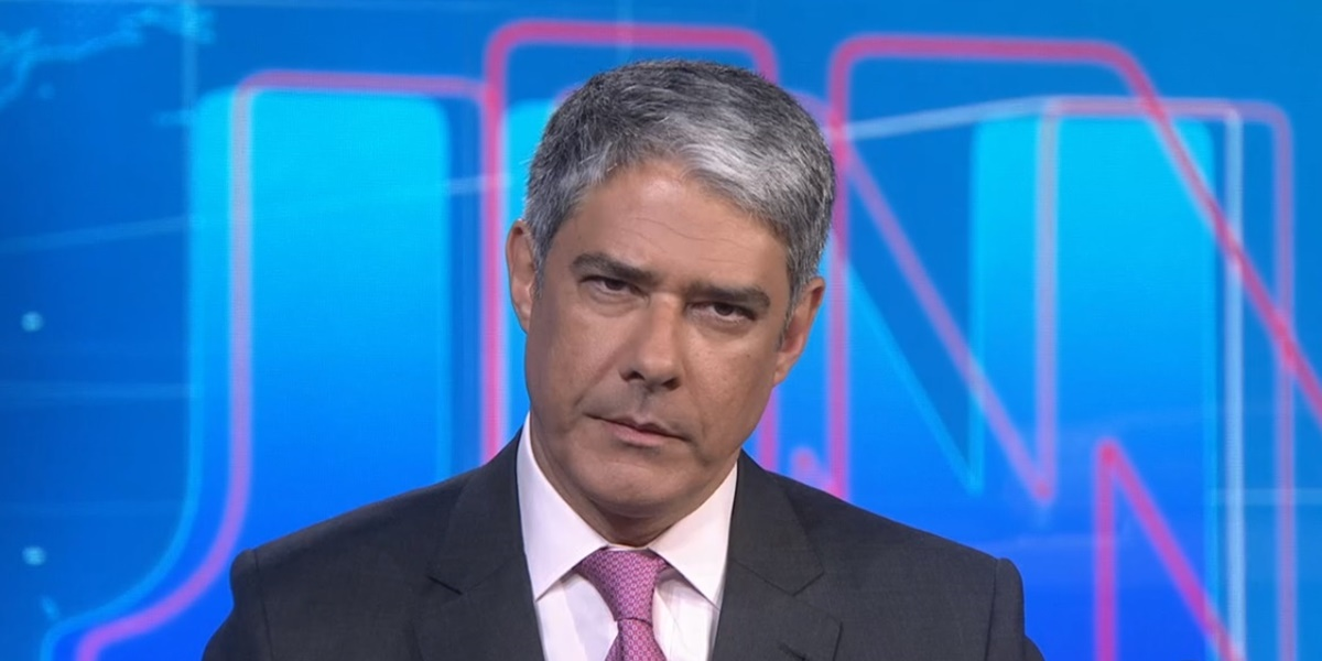 William Bonner, Globo