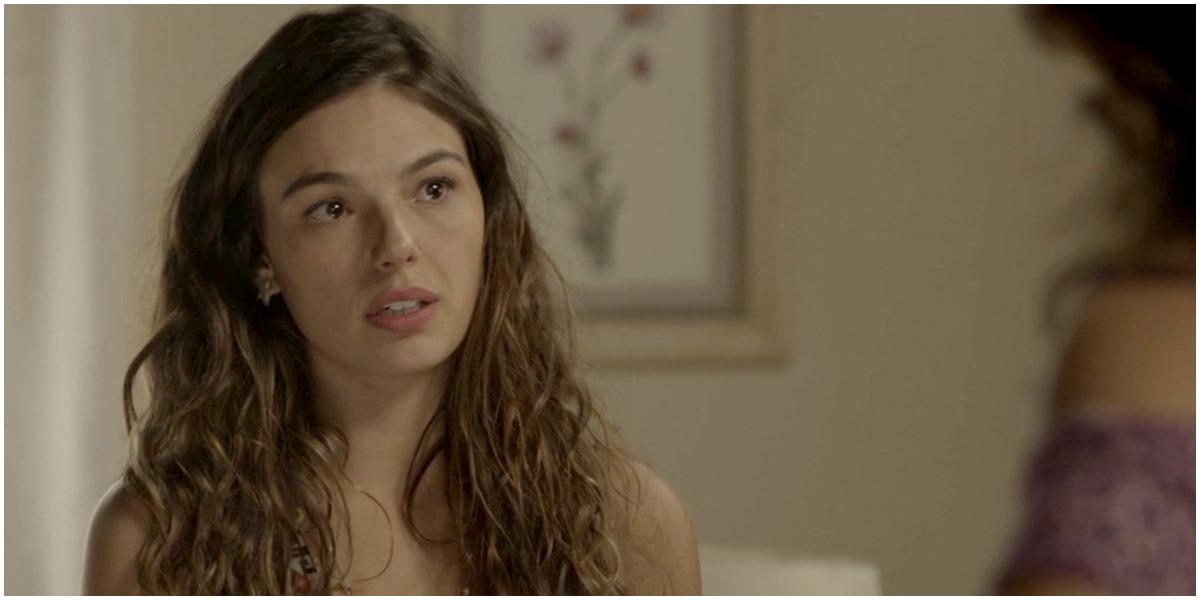 Ritinha e Bibi em cena da novela A Força do Querer - Foto: Reprodução