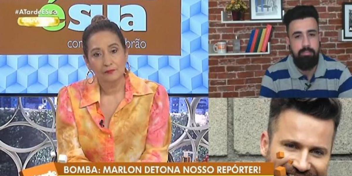 Sonia Abrão sai em defesa de colega de trabalho (Reprodução)